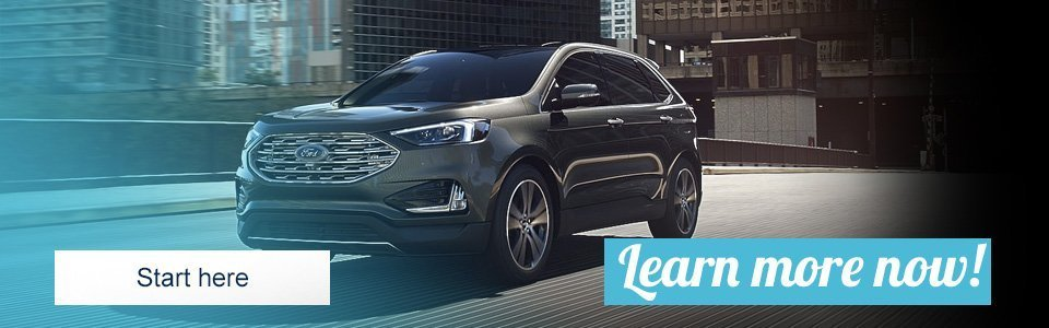 Build Your New  Ford Edge And Try It With Chartrand Ford In Laval Near